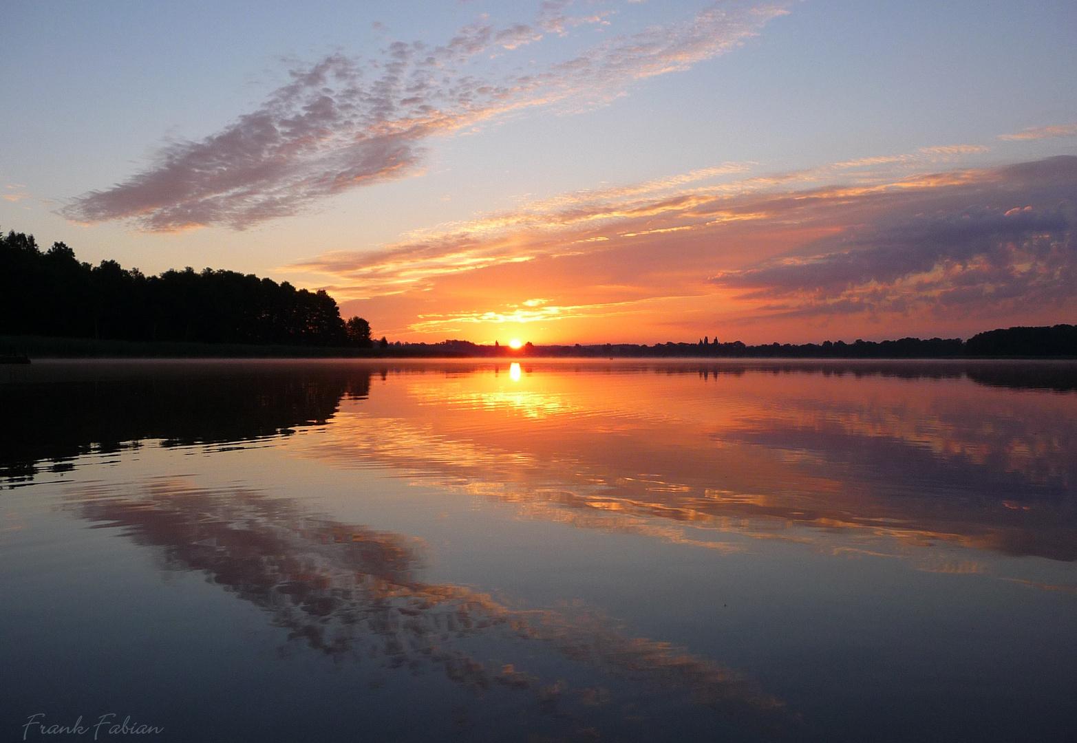 Sonnenaufgang am Useriner See (17)