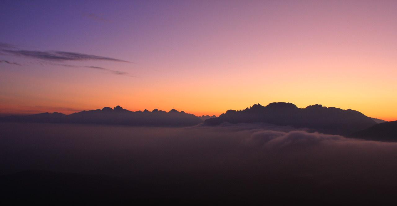 Sonnenaufgang am Weisshorn