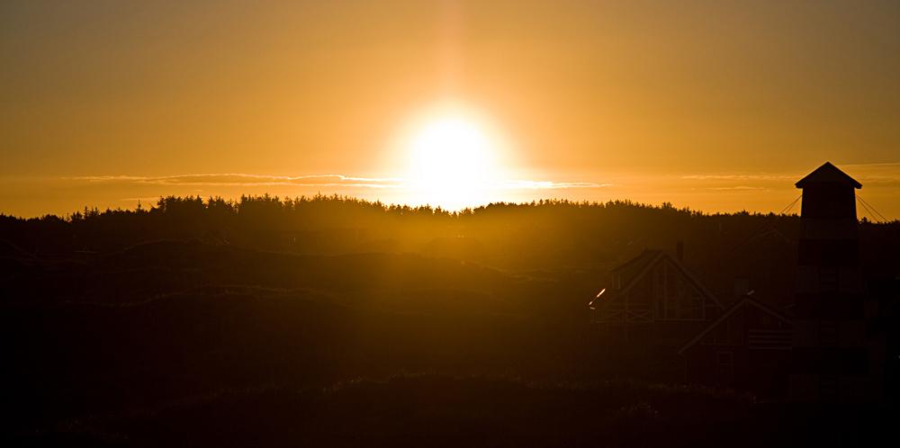 Sonnenaufgang auf dänisch