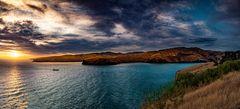 Sonnenaufgang auf der Otago Halbinsel