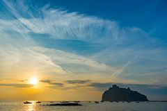 Sonnenaufgang auf Ischia