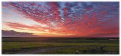 - Sonnenaufgang auf Langeoog -