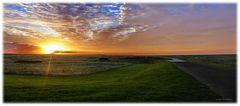 - Sonnenaufgang auf Langeoog #2 -