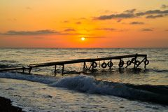 Sonnenaufgang Camyuva