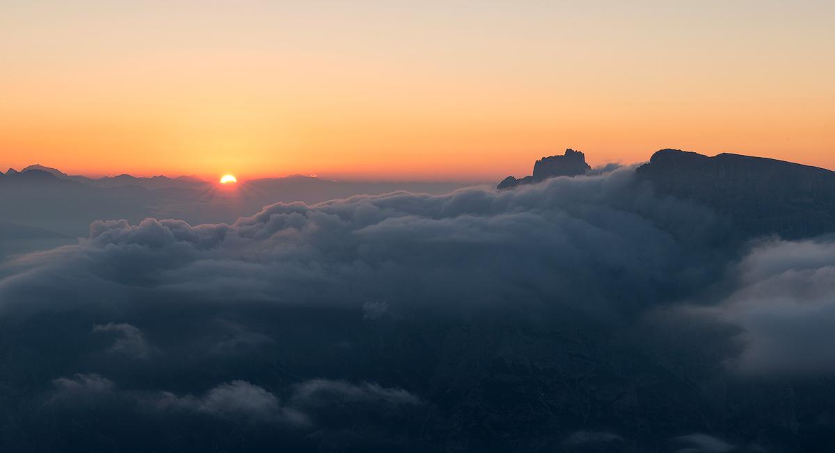 *** Sonnenaufgang Dürrenstein ***