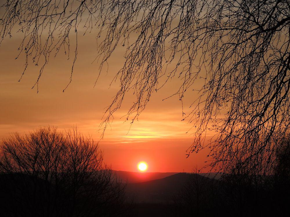 Sonnenaufgang Morgen