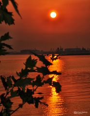 Sonnenaufgang, Gebze Türkei