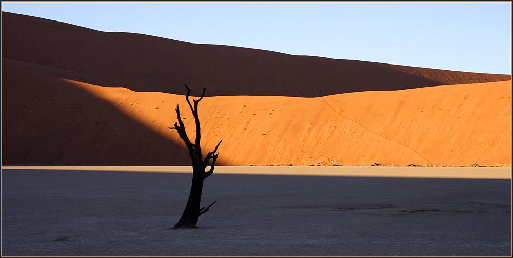 Sonnenaufgang im Deadvlei (2)