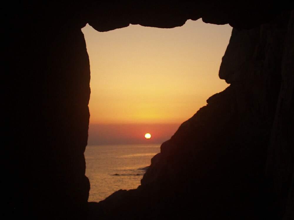 Sonnenaufgang in Arbatax