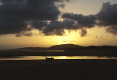 Sonnenaufgang in Cap Serat