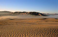 Sonnenaufgang in der Rub-al-Khali