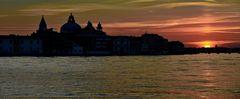 Sonnenaufgang in Giudecca