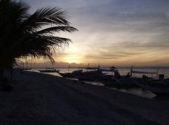 Sonnenaufgang in Malapascua