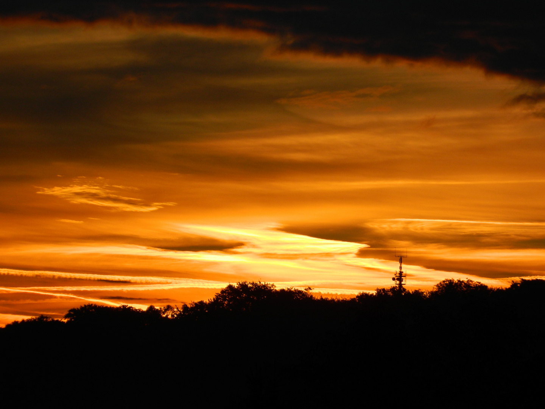 Sonnenaufgang in Naumburg