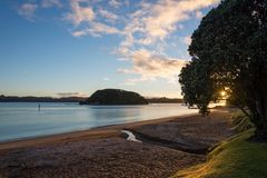 Sonnenaufgang in Pahia (NZ)