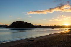 Sonnenaufgang in Pahia (NZ) II