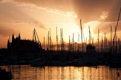 Sonnenaufgang in Palma