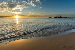 Sonnenaufgang in Sardinien