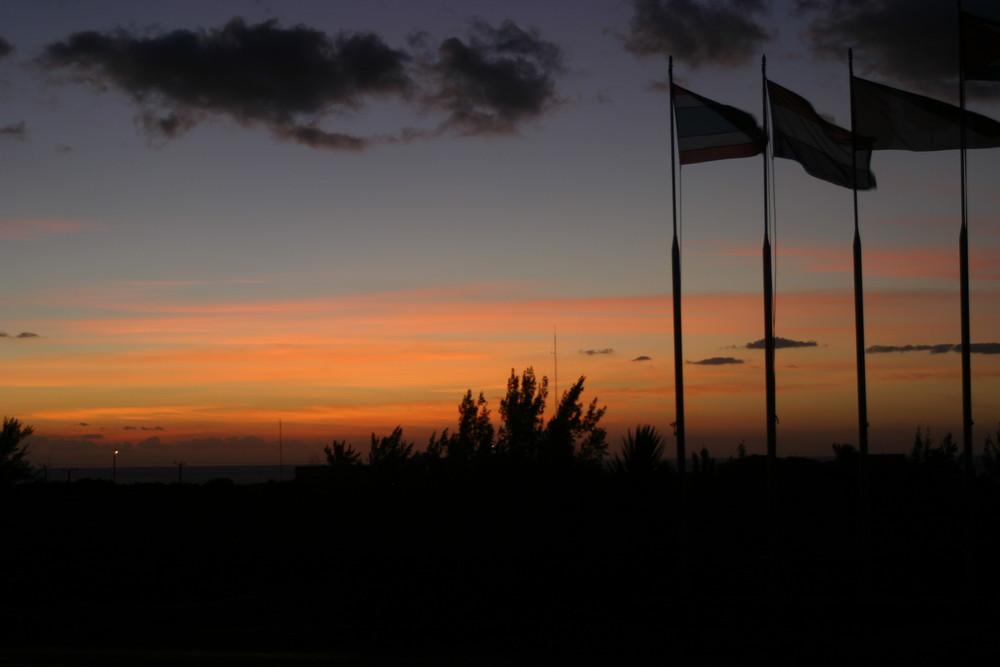 Sonnenaufgang in Varadero