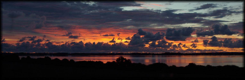 Sonnenaufgang in Wiek