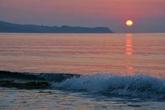 Sonnenaufgang Spanien