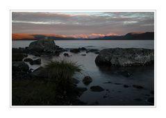 Sonnenaufgang über FIN-SWE-NOR
