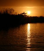 Sonnenaufgang Villa Guama, Kuba