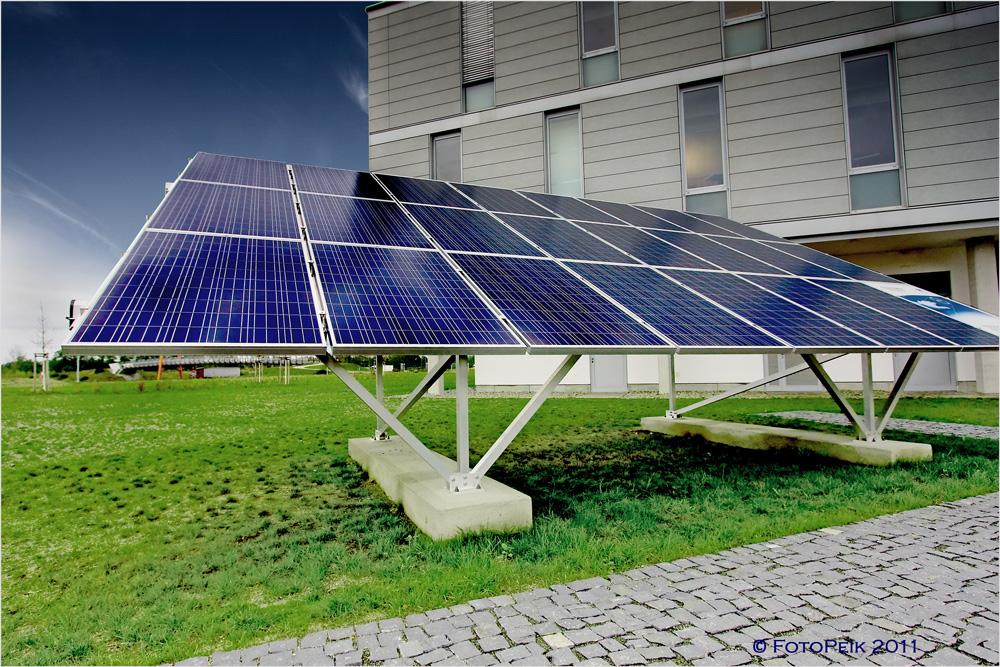 Sonnenenergie zum Anfassen II