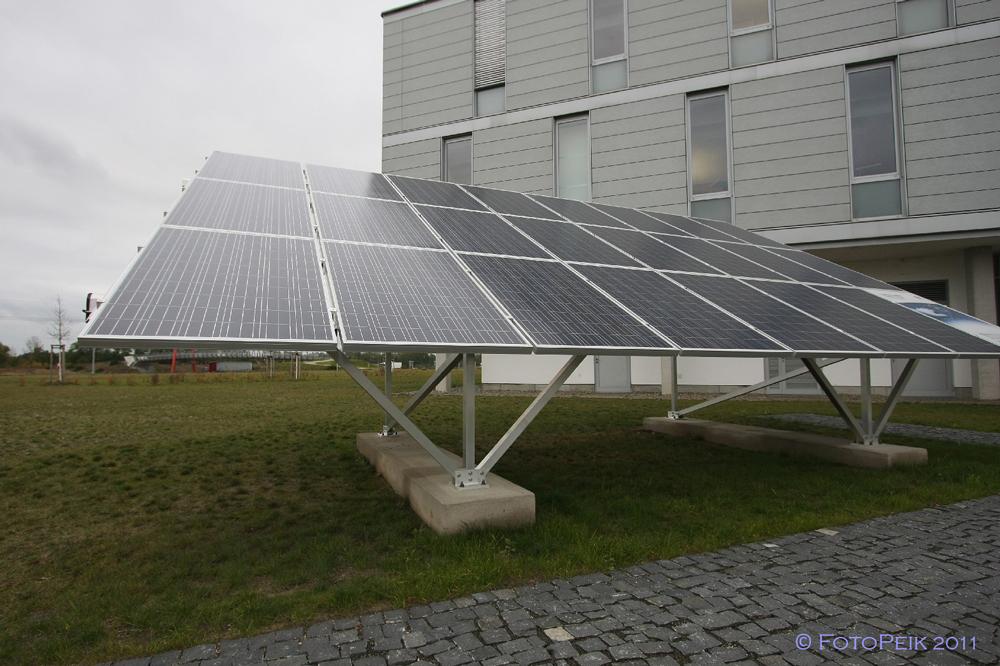 Sonnenenergie zum Anfassen II -unbearbeitet