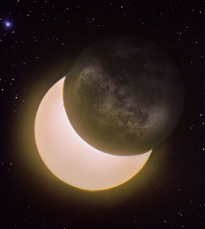 Sonnenfinsternis 20-3-2015