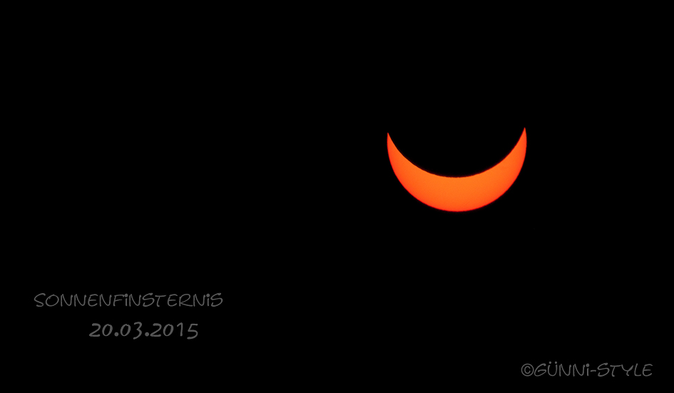 Sonnenfinsternis 20.03.15