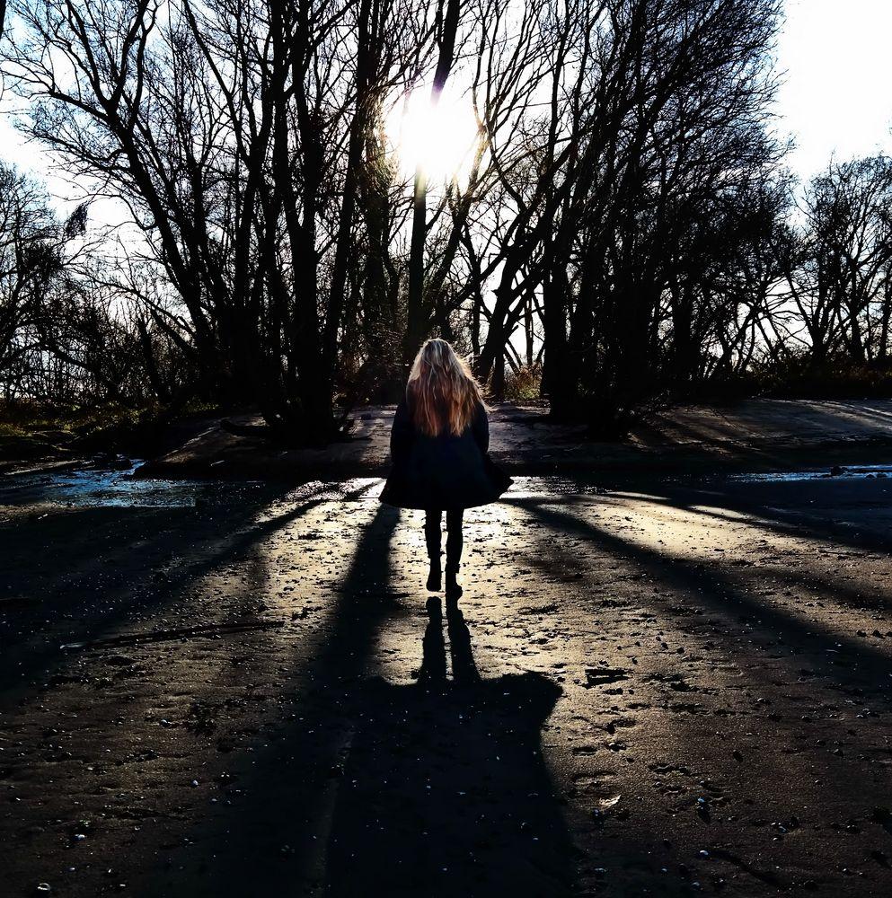 Sonnenläuferin