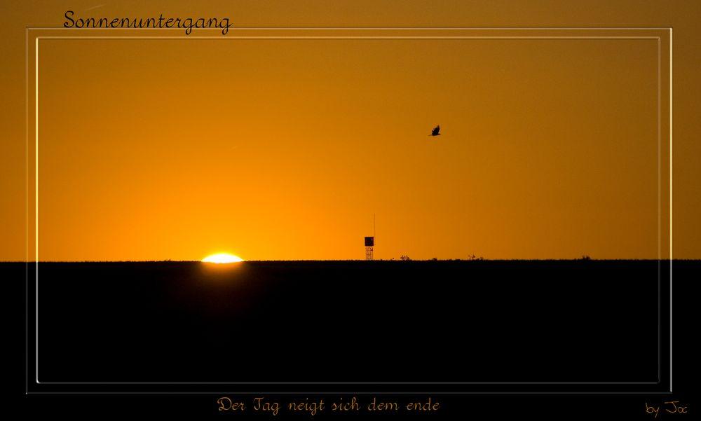 Sonnennergang