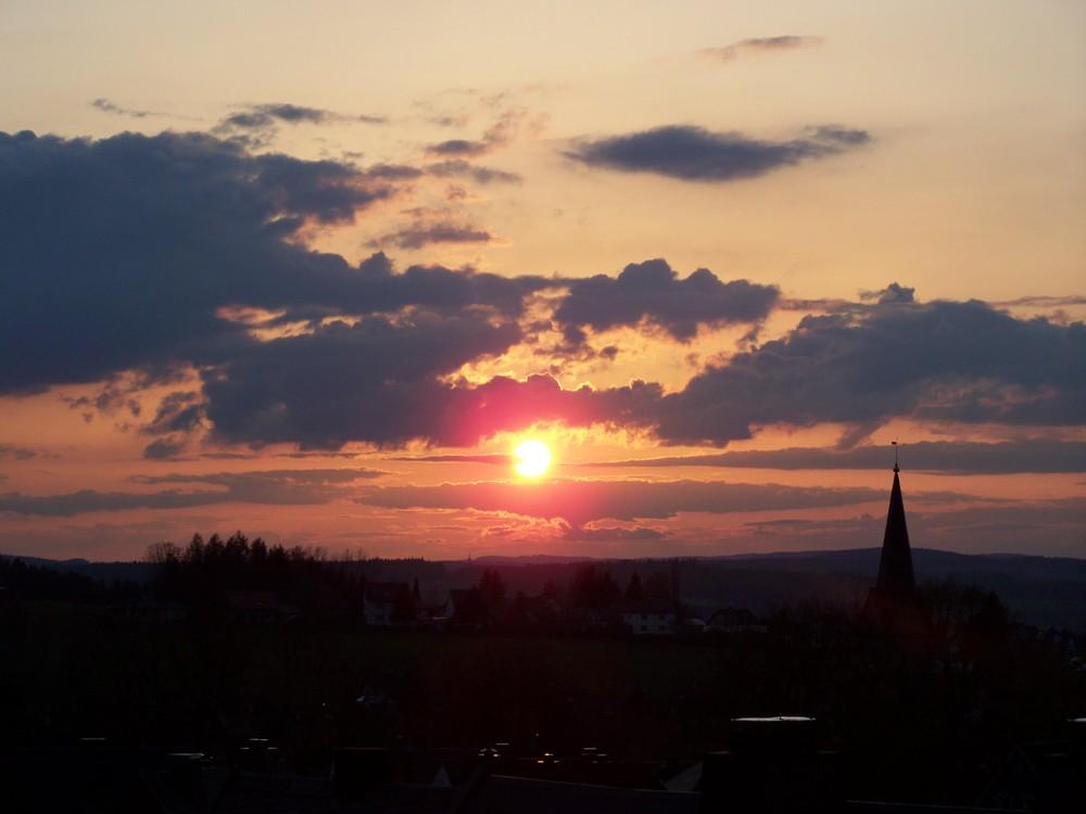 Sonnenrot