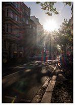 Sonnenschein in St. Georg