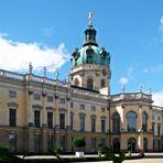 Sonnenschein über Schloß Charlottenburg