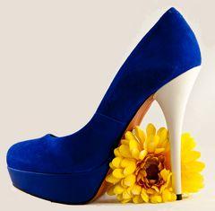 Sonnenschuh, ein floraler Name für alle schuhverliebten  Damen dieser FC..#1393