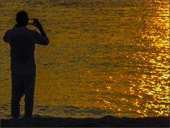 Sonnenspiegelungsfotograf