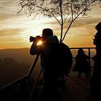 Sonnenstern meets Fotografin