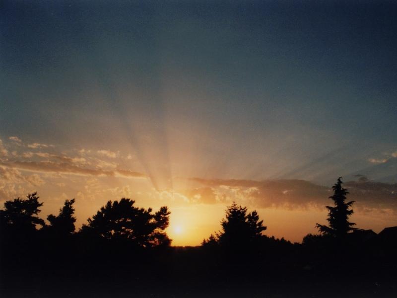 Sonnenstrahlen 2