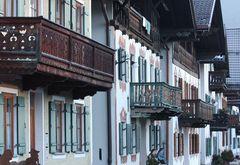 Sonnenstraße in Garmisch-Partenkirchen