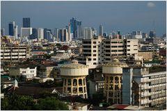 Sonnentag in Bangkok