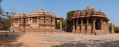 Sonnentempel in Indien / Modhera / Gujarat (2)
