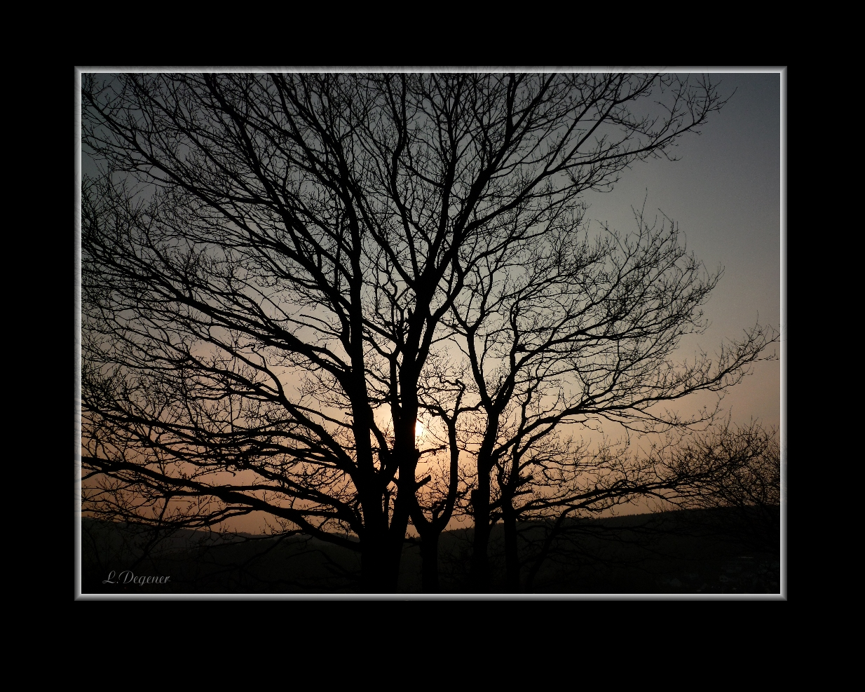 Sonnentergang 1