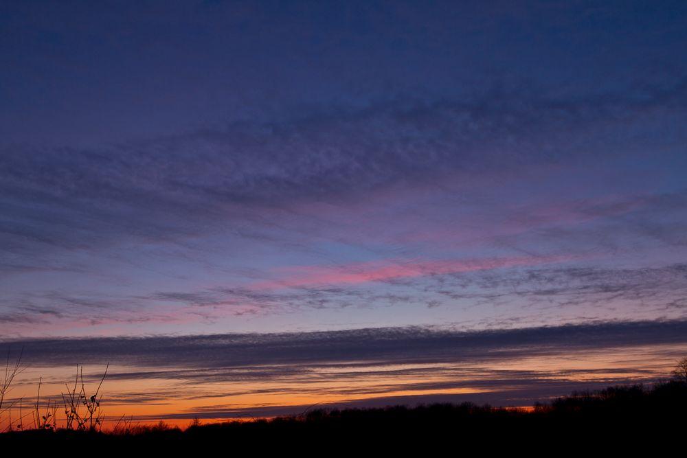 Sonnenuntegang 05 02 12