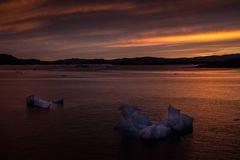 Sonnenunterang Kurz vor Grönland    DSC_2022