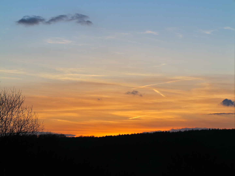 Sonnenuntergang 080312