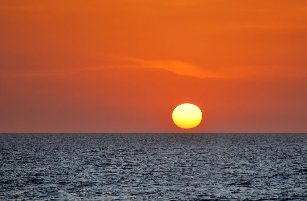 Sonnenuntergang...   (1)