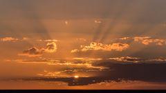 Sonnenuntergang 1 - Westsahara