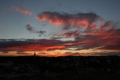 Sonnenuntergang 19.09.13